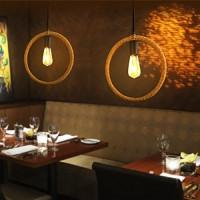 WinSoon 1PC Edison Modern Metal Simplify Bar Loft Pendant Lights Lamp Fixtures All Products
