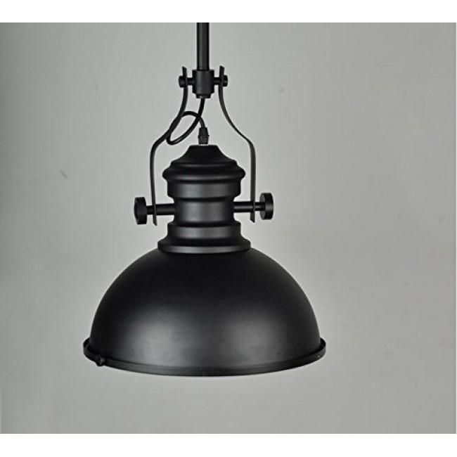 WinSoon 1PC Industrial Chandelier Metal Ceiling Pendant