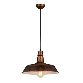 WinSoon 1PC Light Modern Style Metal Wall Lamp Retro Industrial Pendant Light