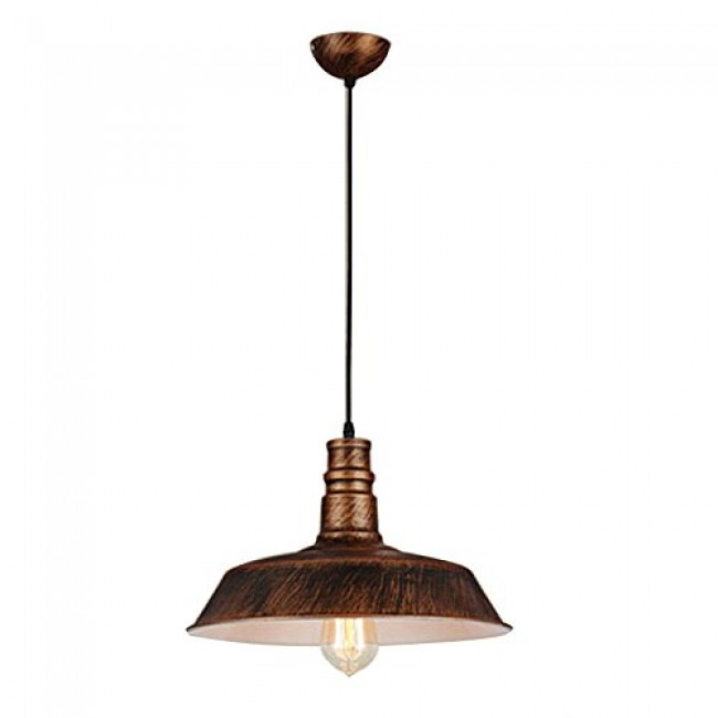 WinSoon 1PC Light Modern Style Metal Wall Lamp Retro Industrial Pendant Light All Products