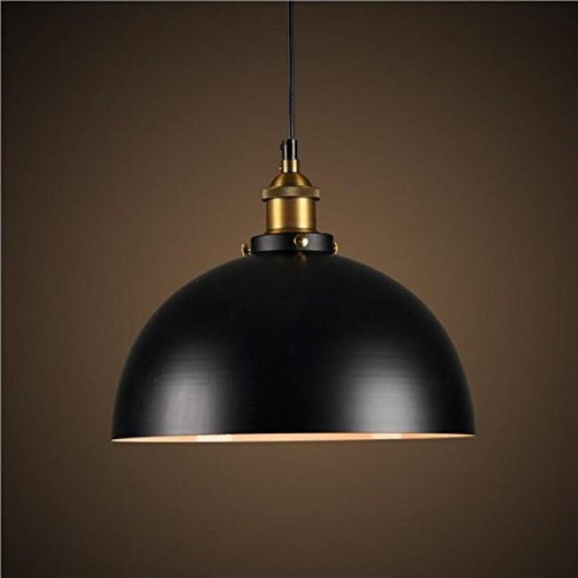 WinSoon 1PC Modern Design Half Globe Vintage Hanging Lamps Shade ...