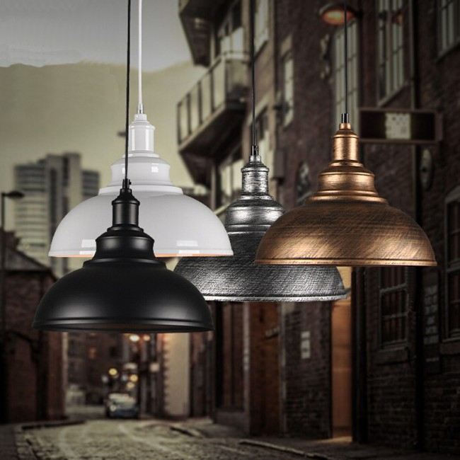 WinSoon 1PC Modern Style Metal Ceiling Lamp Wall Vintage