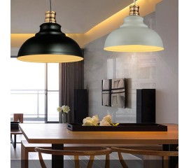 WinSoon 1PC Modern Style Metal Ceiling Lamp Wall Vintage Loft Pendant Light Retro Industrial