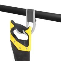Winsoon 2pcs Large Hooks Garage Storage Tools Organization Garden Hanger Holder Kitchen Home Save Space