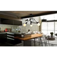 WinSoon 3 Heads Modern Pendant Ceiling Lamp Hanging Chandelier Lighting Fixture All Products