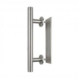 Door Handle Pull Vertical  Stainless Steel 304