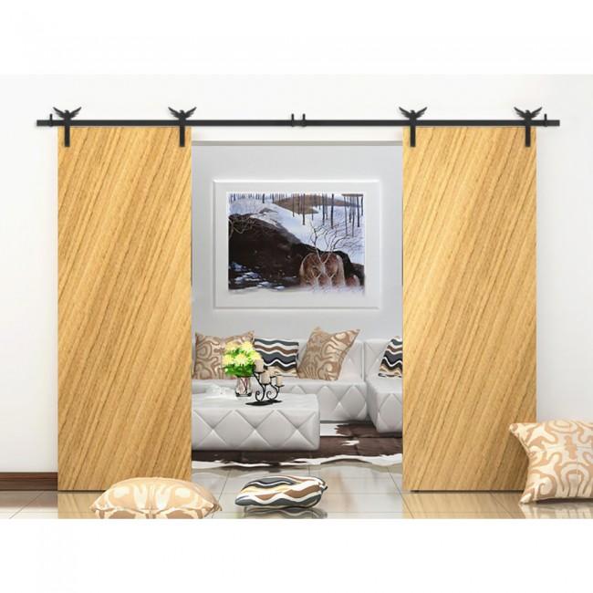 Winsoon ft new decorative sliding barn door hardware