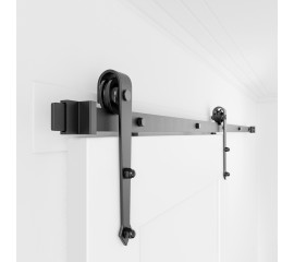 Sliding Barn Door Hardware Kit Single Double Door Arrow