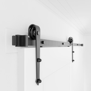 Sliding Barn Door Hardware Kit Single Double Door Arrow