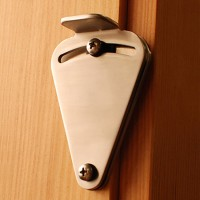 WinSoon Big Size Pull Door Solid Stainless Steel Sliding Barn Door Gate Lock Door Latch