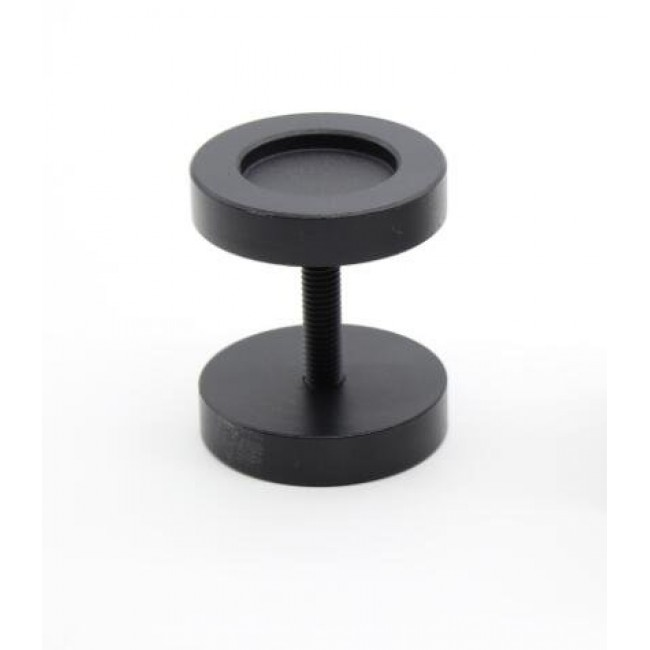 WinSoon Black Round Handle for Sliding Ban Door kitchen Partition Door Pull Hardware Closet All Products