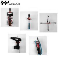 WinSoon Heavy Duty Clip Hook U-Hook Utility Hook 2pcs/4pcs (Small Orange Regular)