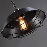 WinSoon Industrial Edison Style Bar Loft Metal Fan Fixture Art Painted Finish(Black) All Products