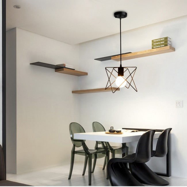 WinSoon Industrial Mini Edison Ceiling Pendant Light Style