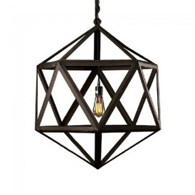 loft industrial iron cage. WinSoon Industrial Vintage Ironwork Edison Ceiling Pendant RH Loft Metal Cage All Products Iron M