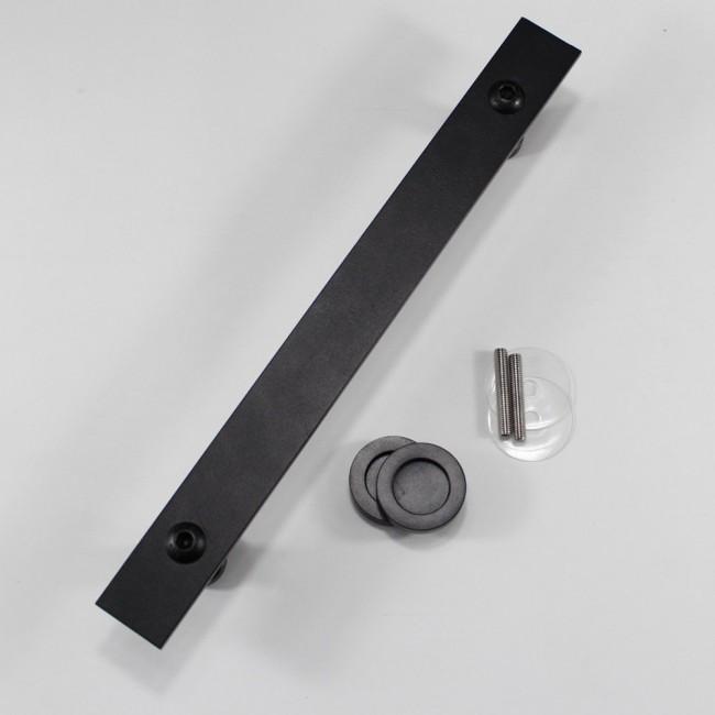 winsoon metal sliding barn door hardware accessories indoor door handle with two screws all products - Sliding Barn Door Hardware