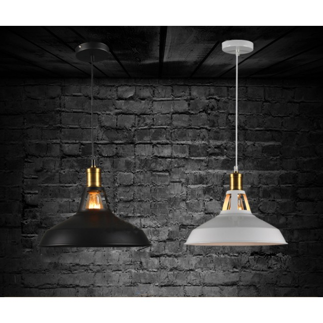 WinSoon Modern Industrial Loft Bar Metal Pendant Lamp Shade Hanging ...