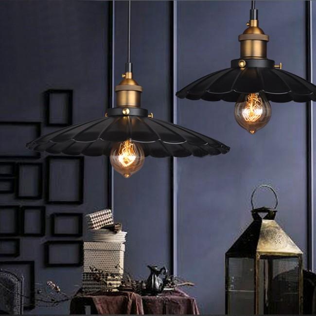 industrial loft lighting. WinSoon Modern Vintage Industrial Rustic Bar Loft Metal Pendant Ceiling Lights Fixtures Lighting