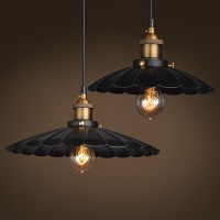 WinSoon Modern Vintage Industrial Rustic Bar Loft Metal Pendant Ceiling Lights Fixtures All Products