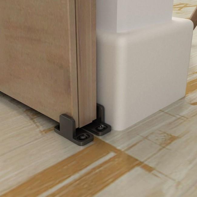 Winsoon New Design Adjustable Floor Guide For Barn Door