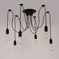 WinSoon Pendant Lamp Lighting Without Bulb for kitchen island Living Room Lights Fixture All Products