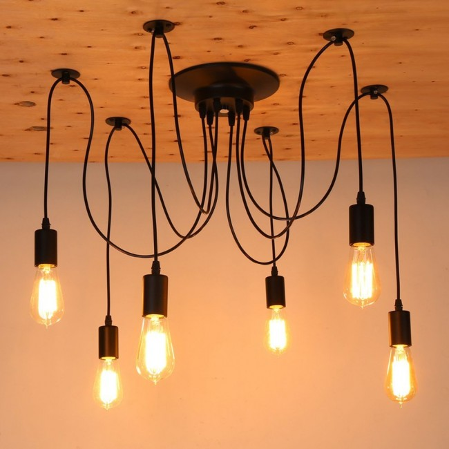 Adjustable Pendant Lights For Kitchen