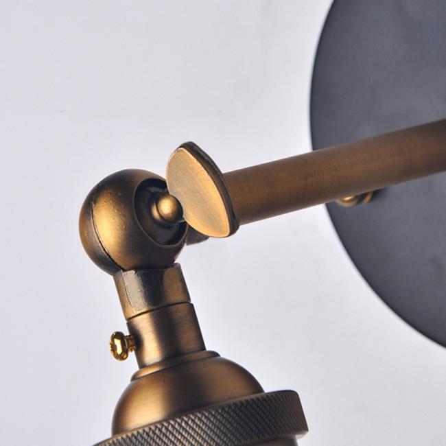 WinSoon Socket Sconce Wall Light Lamp Loft Modern Vintage