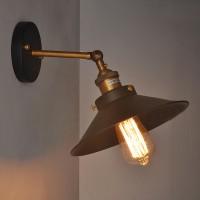 WinSoon Socket Sconce Wall Light Lamp Loft Modern Vintage Retro Industrial Style Holder