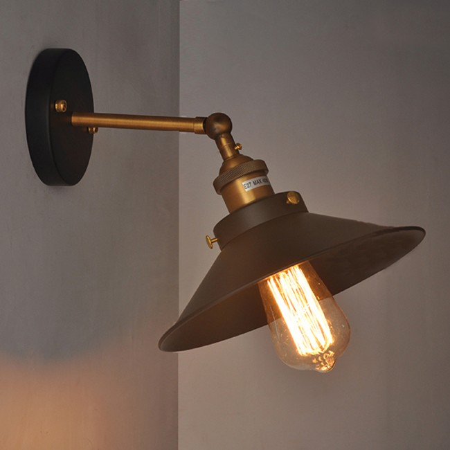 WinSoon Socket Sconce Wall Light Lamp Loft Modern Vintage Retro Industrial Style Holder All Products