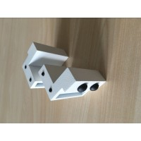 WinSoon Steel Stopper Limit device for Sliding Barn Door Hardware (White) All Products