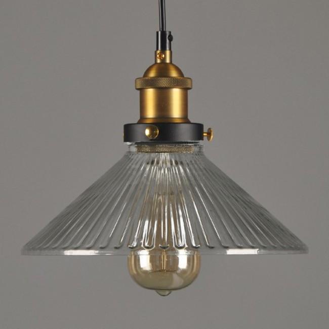 WinSoon Vintage Ceiling Pendant Light Industrial 1PC Light