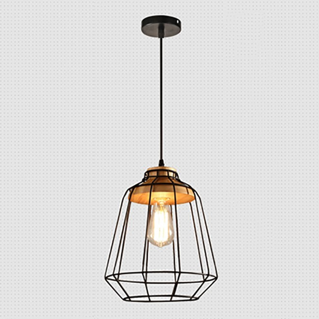 Winsoon vintage industrial diy metal ceiling lamp light pendant winsoon vintage industrial diy metal ceiling lamp light pendant lighting wooden mozeypictures Choice Image