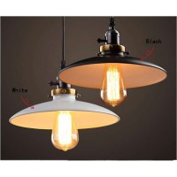 WinSoon VintageE Retro Industrial Loft Metal Ceiling Light Pendant Lamp Shade All Products