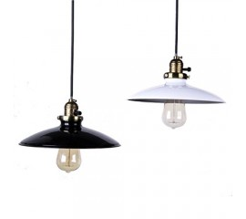 WinSoon VintageE Retro Industrial Loft Metal Ceiling Light Pendant Lamp Shade